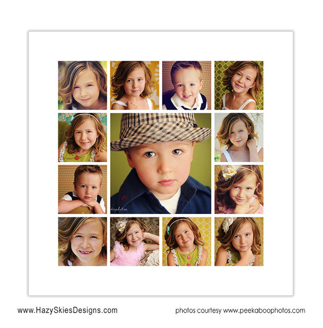 story board collage templates all eyes on images