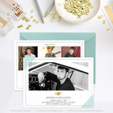 Senior Graduation Template | Graduation Cap