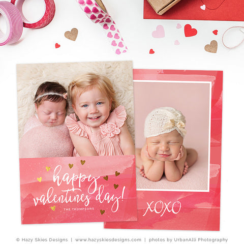 Valentine's Day Template for Photographers | Smitten