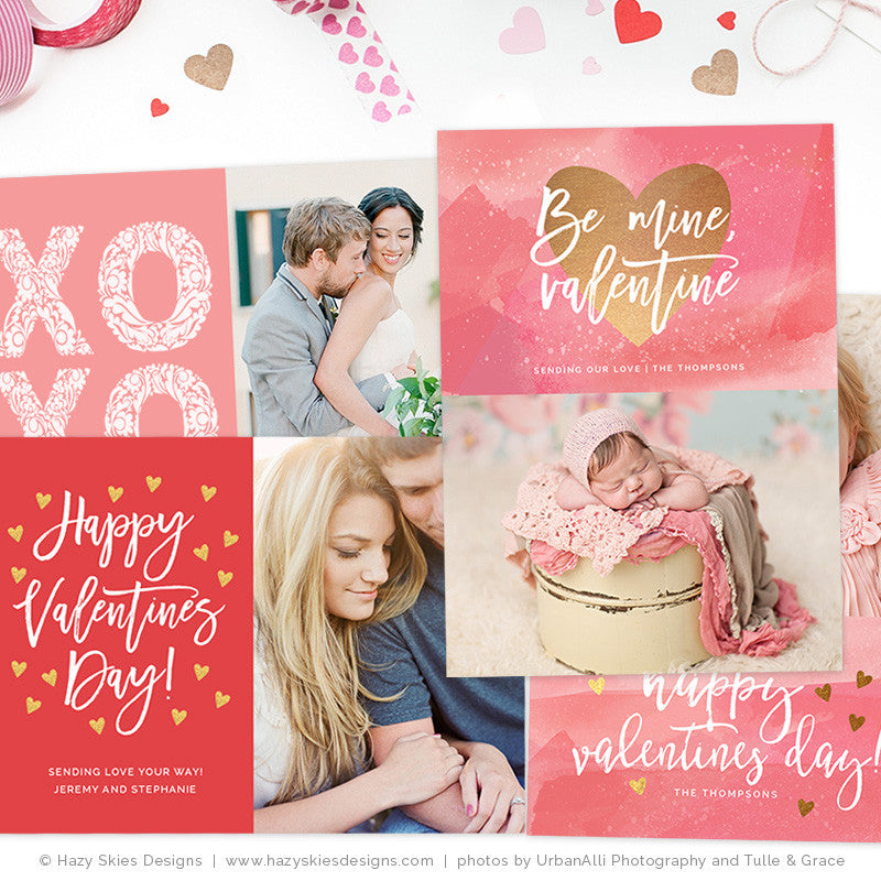 Valentine\'s Day Templates for Photographers Photo Props – Photoshop ...