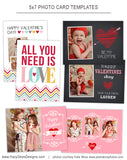 Valentine's Day Photography Marketing & Sales Kit
