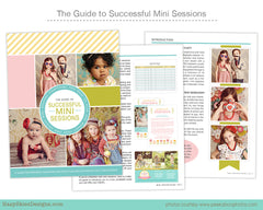The Guide to Successful Mini Sessions