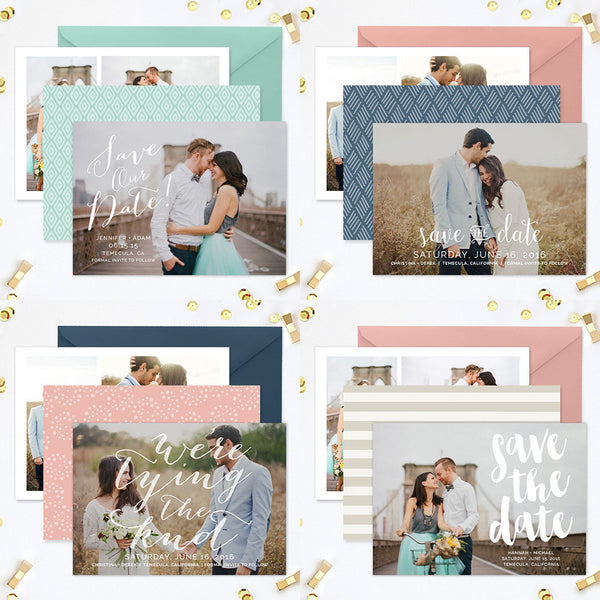 Save the Date Templates | Announcing the Date