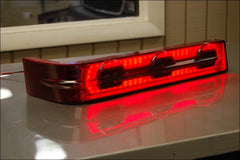 Custom made LED tail lights