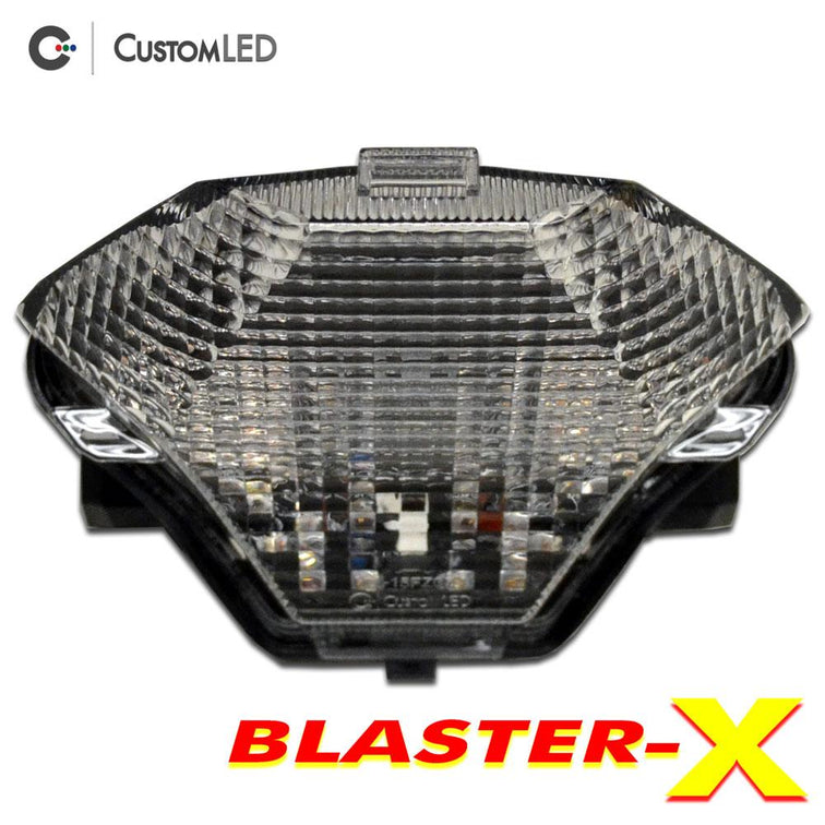 2020 Yamaha MT-03 Blaster-X Integrated LED Tail Light - Clear Lens