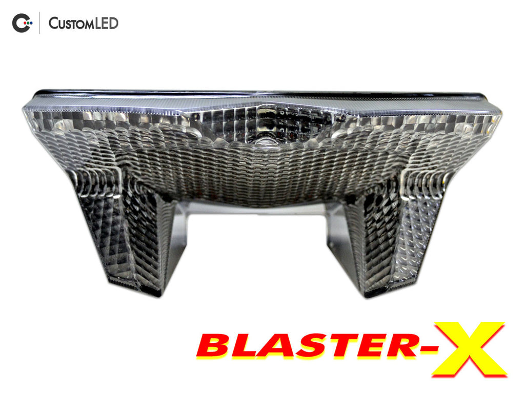 Ducati Multistrada 1260 Blaster-X Integrated LED Tail Light for Years 2018 by Custom LED