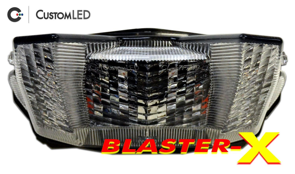 2017-2018 Yamaha MT-09 Blaster-X Integrated LED Tail Light