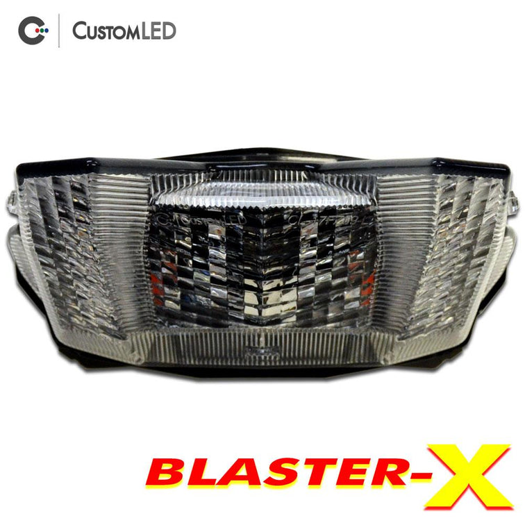 2017-2020 Yamaha MT-09 Blaster-X Integrated LED Tail Light - Clear Lens