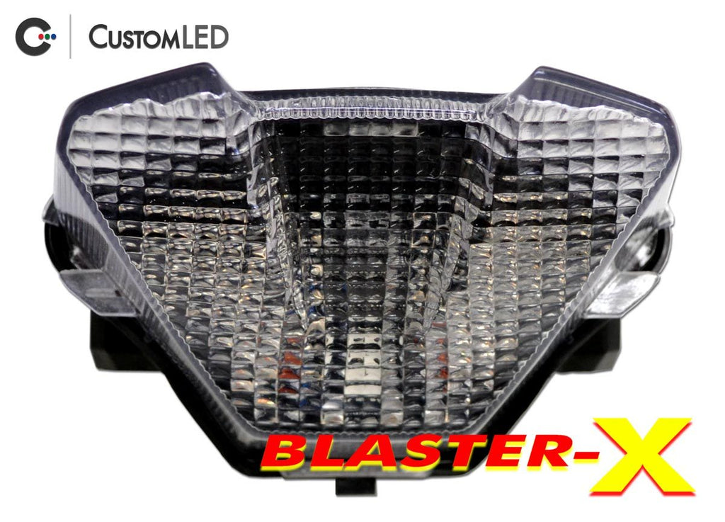 2018 MT-07 Blaster-X Integrated LED Tail Light by Custom LED