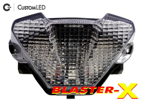 2018 Yamaha MT-07 Blaster-X Integrated LED Tail Light