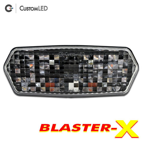 2019-2020 Honda Super Cub C125 Blaster-X Integrated LED Tail Light - Clear Lens