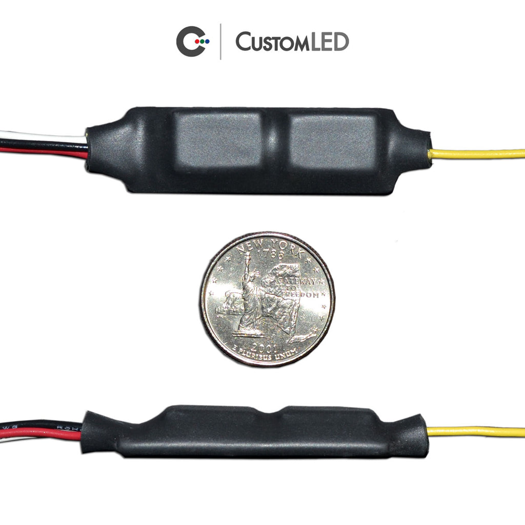 Blinker Genie 2 converts LED signals for Running Light and Blinkers on Automobiles | Custom LED