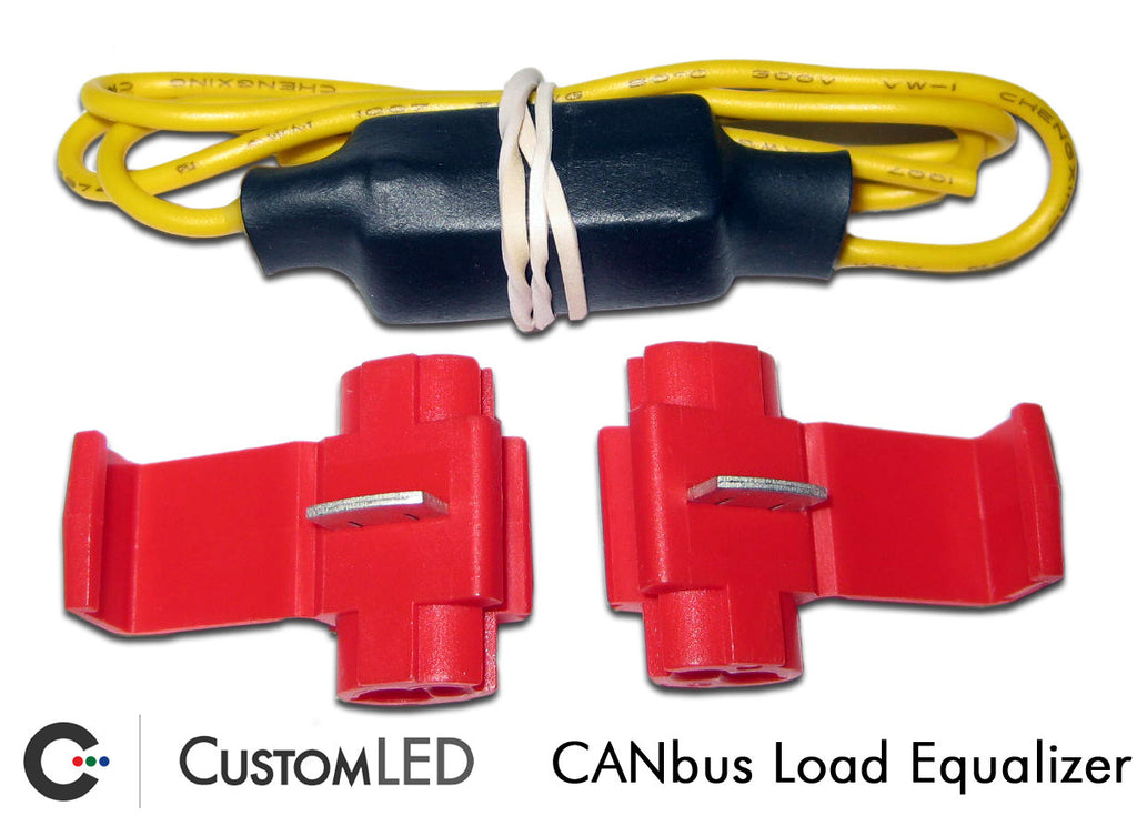 Custom LED CANbus Load Equalizer for cruise control and CANbus compatibility