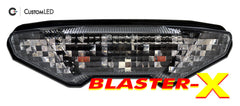 2014-2016 Yamaha FZ-09 Blaster-X Integrated LED Tail Light | Custom LED