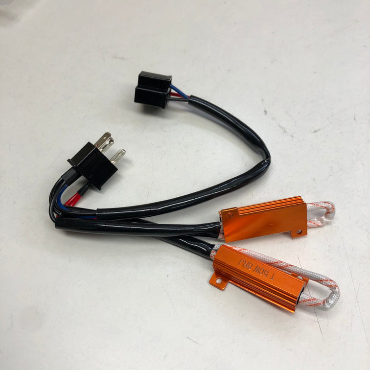 LED Headlight Resistor Kit