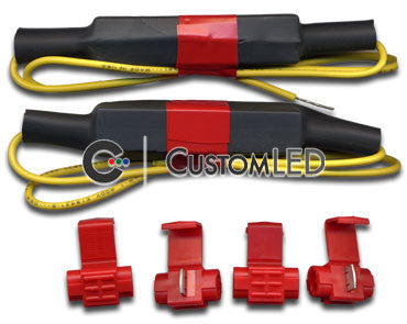 Custom LED Stage II Load Equalizer for LED Turn Signal Blinkers