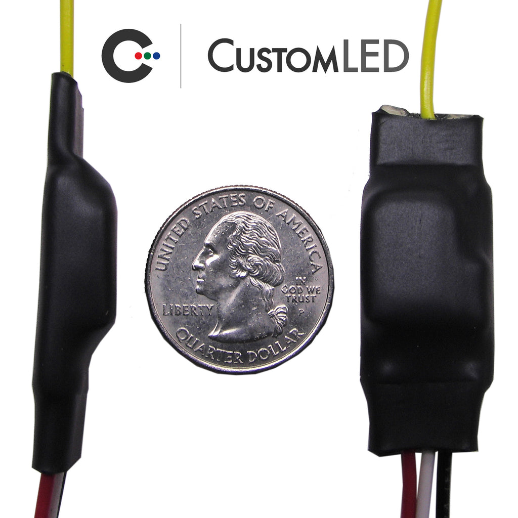 Blinker Genie converts LED signals for Running Light and Blinkers | Custom LED
