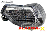 Ducati 1198 Blaster-X Integrated LED Tail Light for years 2009 2010 2011 by Custom LED
