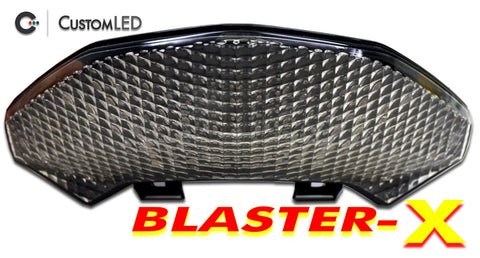 2010-2014 Ducati Multistrada 1200 Blaster-X Integrated LED Tail Light