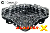 Kawasaki Ninja 650 Blaster-X Integrated LED Tail Light for years 2012 2013 2014 2015 2016 by Custom LED