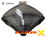 Yamaha YZF-R1 Blaster-X Integrated LED Tail Light for years 2004 2005 2006 by Custom LED