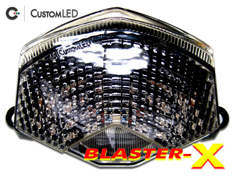 2009-2012 Kawasaki Ninja ZX-6R Blaster-X Integrated LED Tail Light