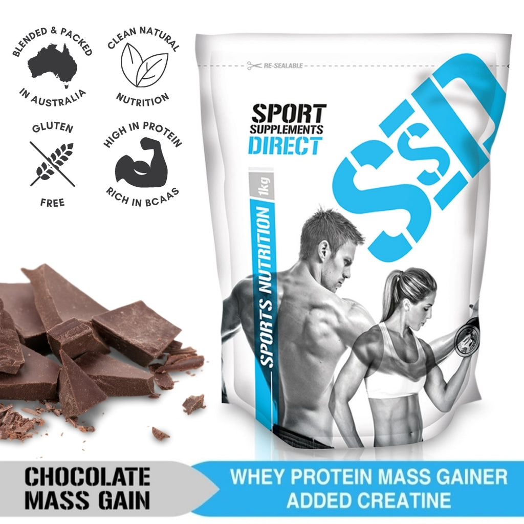 COMPLETE WHEY MASS GAINER
