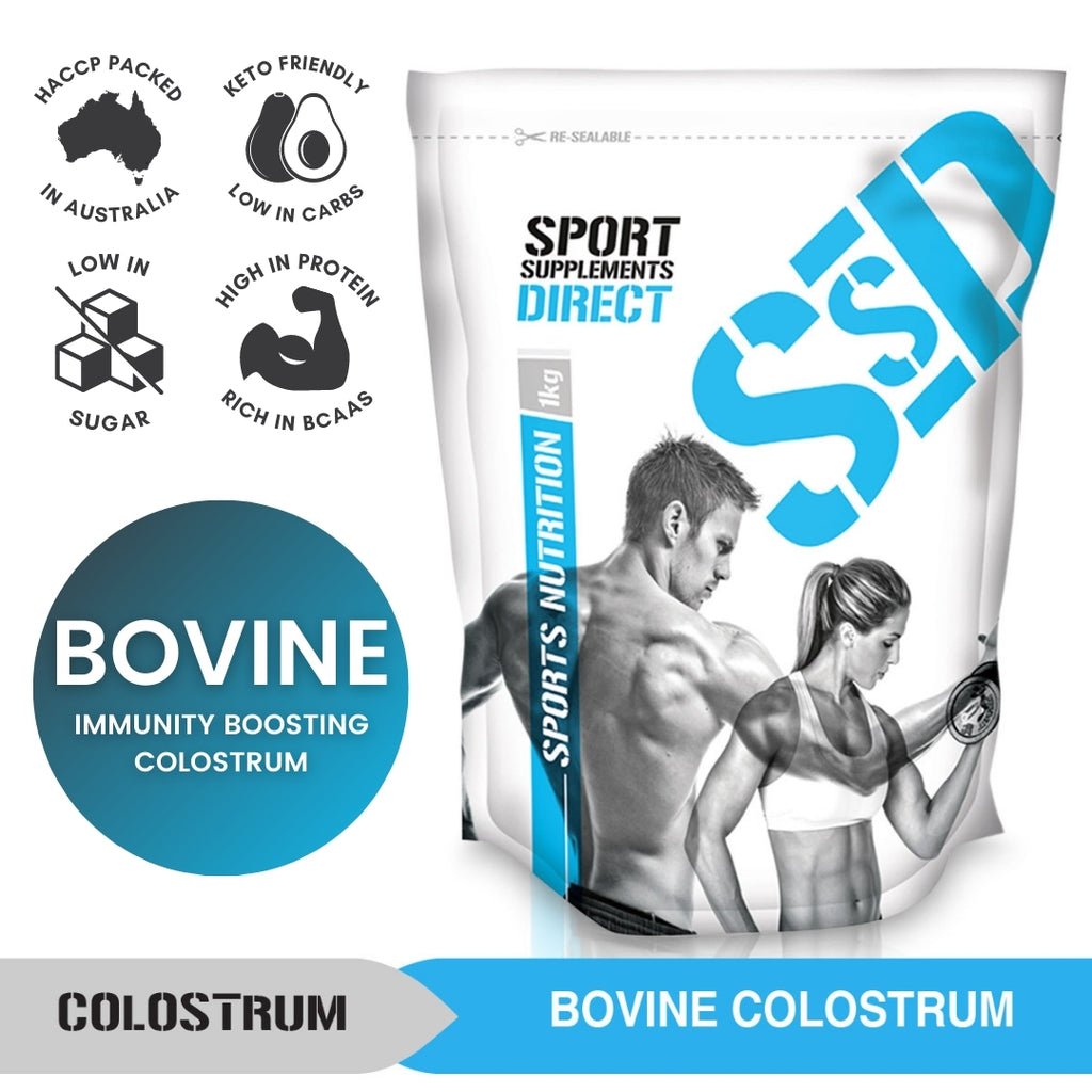 100% NATURAL PURE COLOSTRUM