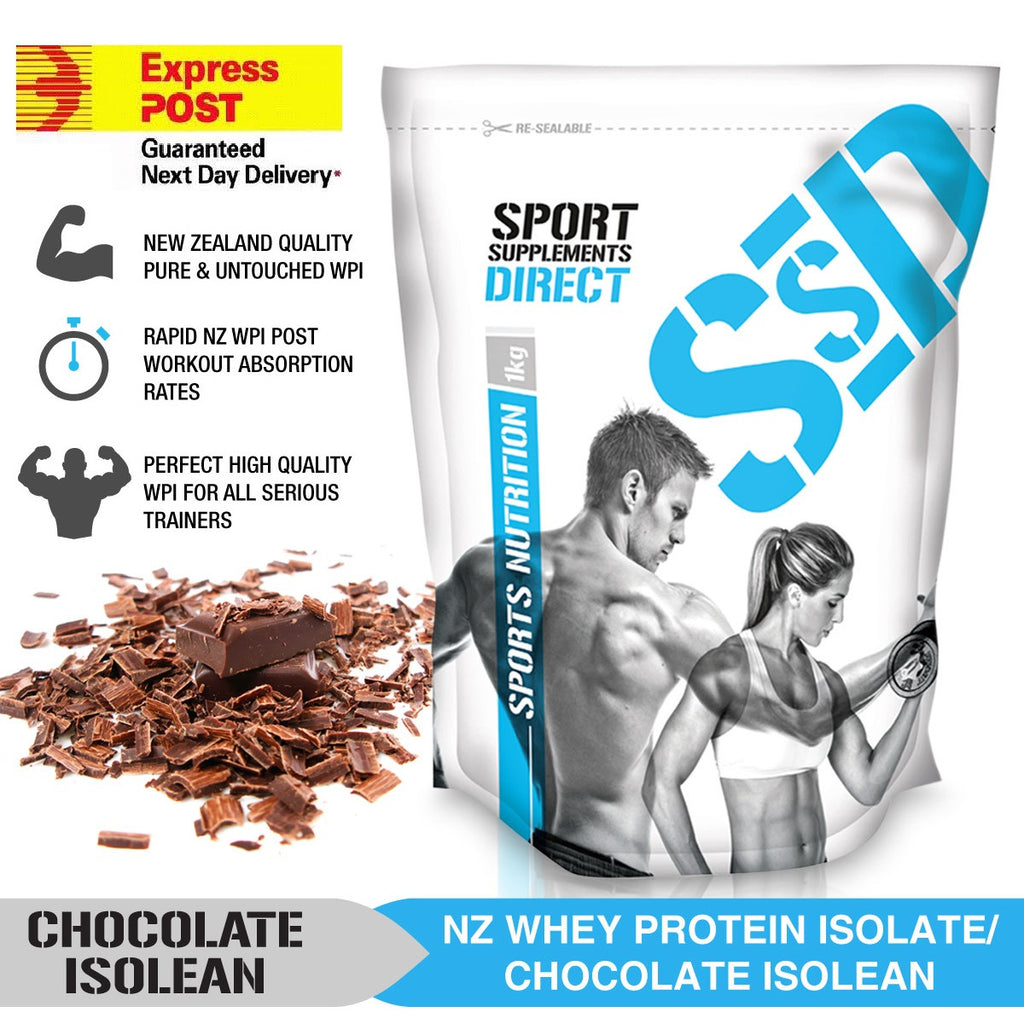 5KG NZ WHEY PROTEIN ISOLATE - ISOLEAN