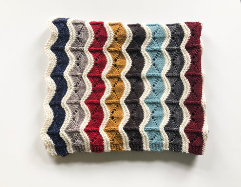 Waves Blanket