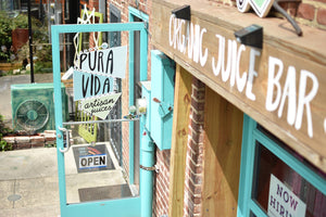 Small Shop of the Week: Pura Vida