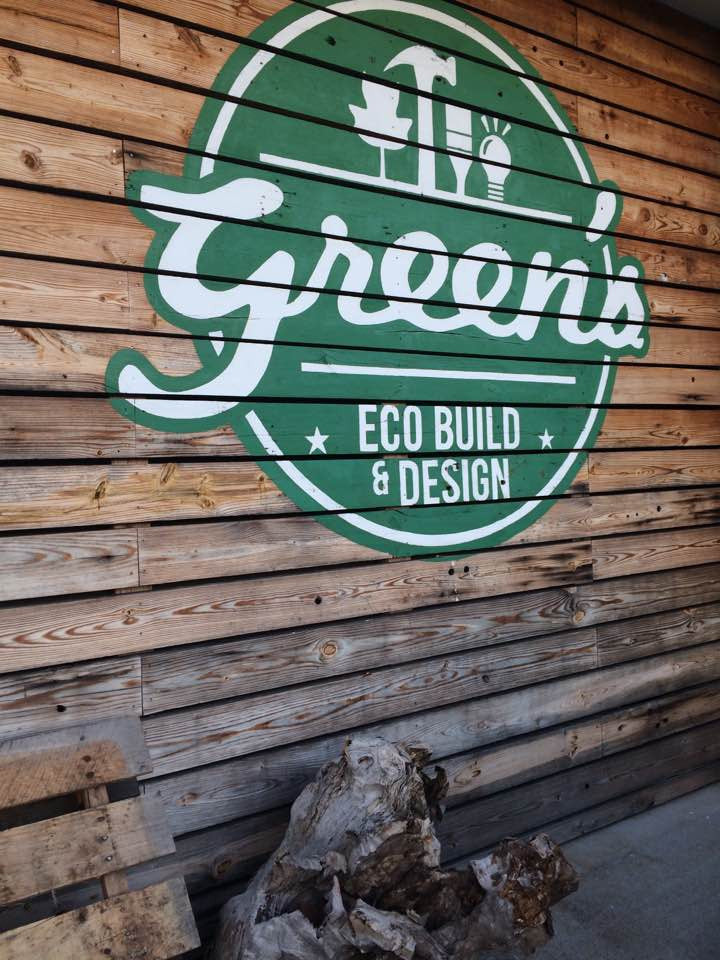 Small Shop of the Week: Green's Eco Build and Design