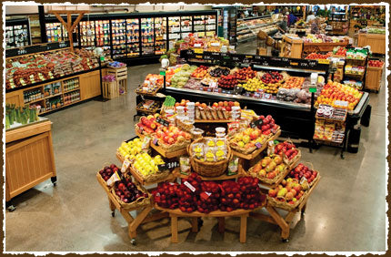 Cooke's Food Store Produce
