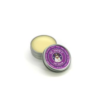 Dr. Know's Nose & Paw Balm for Dogs - CBD for dogs