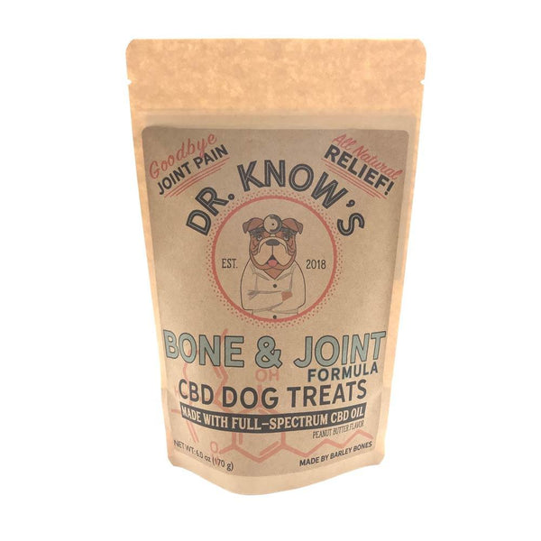 Dr. Know's CBD Dog Treats Bone & Joint Formula