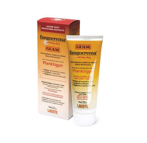 Activity Day, Anti-Cellulite Body Cream for Workouts - GUAM Beauty
