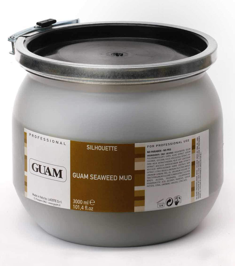 Professional Original Formula Mud 4Kg [3000ml] - GUAM Beauty