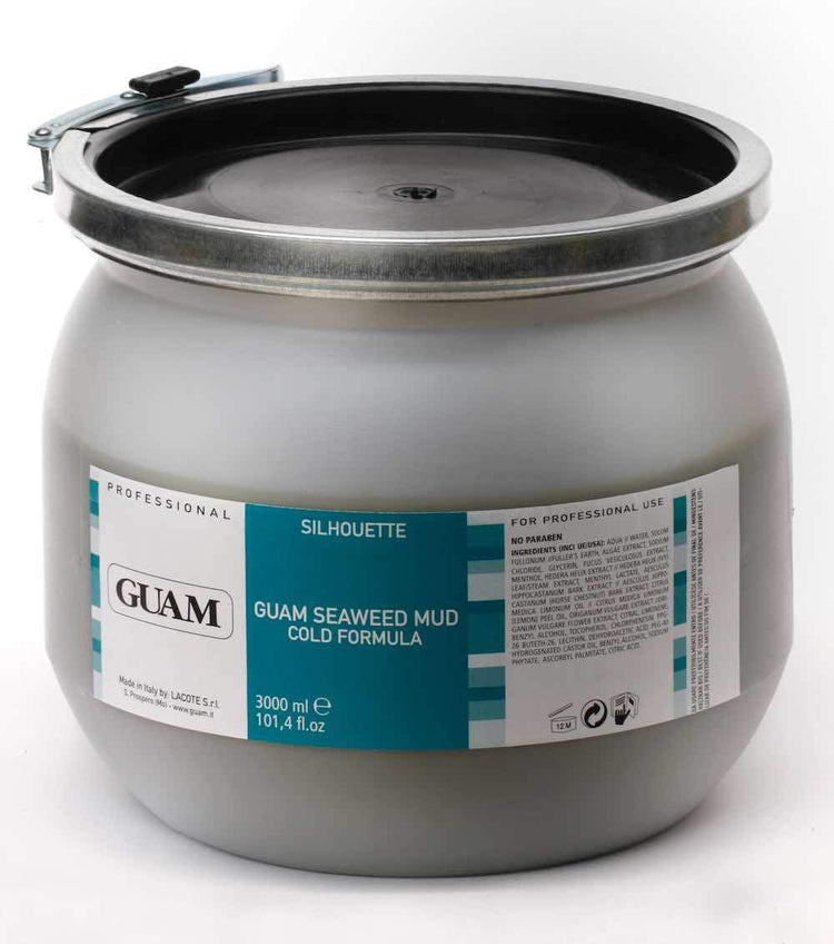 Professional Cold Mud 4Kg [3000ml] - GUAM Beauty