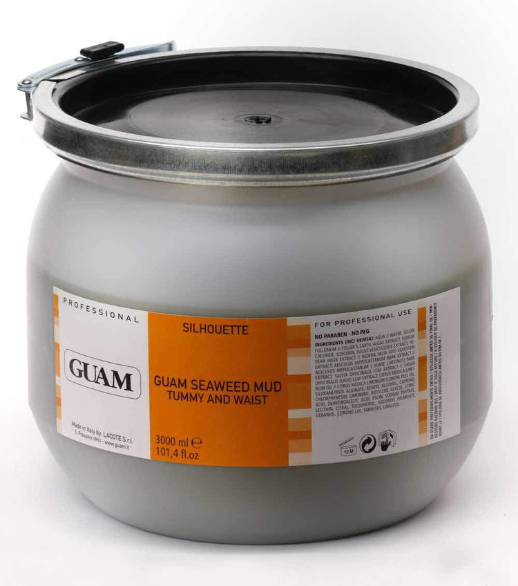 Professional Tummy Mud 4Kg [3000ml] - GUAM Beauty