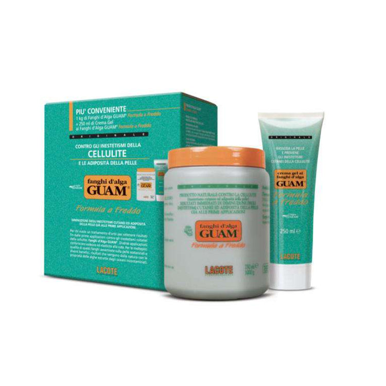 Guam Economy pack Cold Formula Body Wrap and Gel  Edit alt text