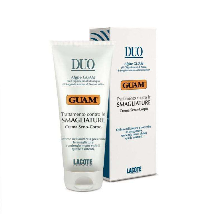 Duo Stretch Marks Removal Cream for Breast and Body - GUAM Beauty