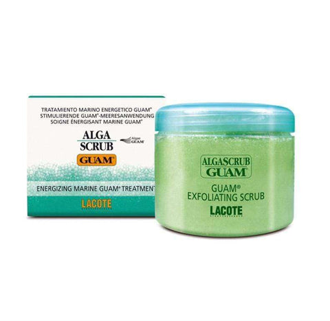 Alga Scrub with Sea Salt and Seaweed - GUAM Beauty