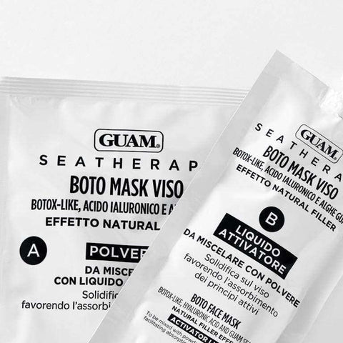 Seaweed Mud Boto-Mask for Face with Hyaluronic Acid