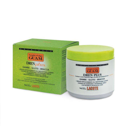 Dren Plus Seaweed Body Wrap with Draining effect - GUAM Beauty