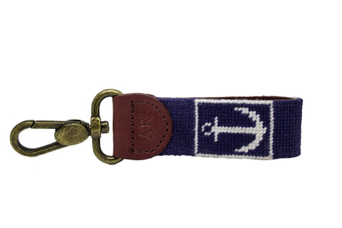 ANCHOR NEEDLEPOINT KEY FOB™
