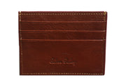 Asher Riley golf clubs needlepoint card wallet