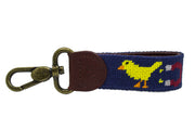 CHICK MAGNET NEEDLEPOINT KEY FOB™