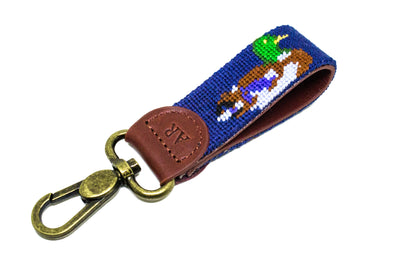 MALLARD NEEDLEPOINT KEY FOB™