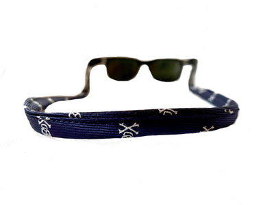 JOLLY RODGER SILK SUNGLASS STRAPS™