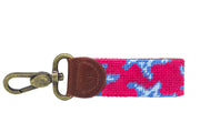 STARFISH NEEDLEPOINT KEY FOB™
